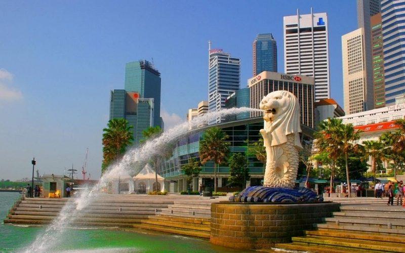 بلیط هواپیما سنگاپور