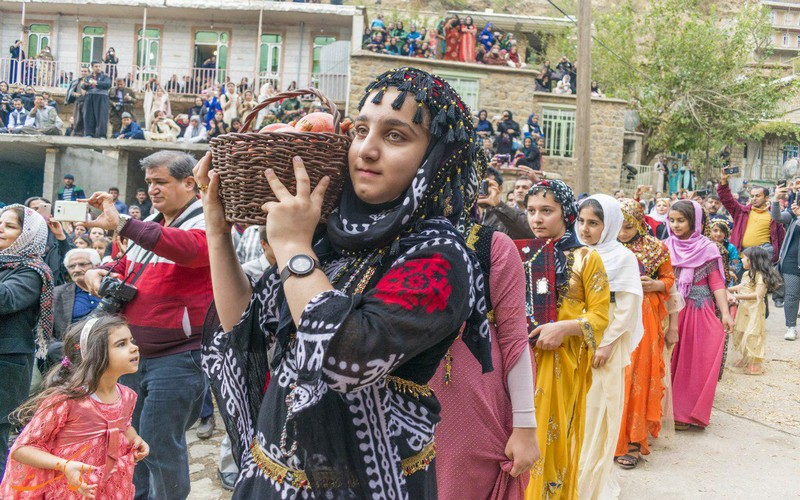 جشنواره انار اورامان