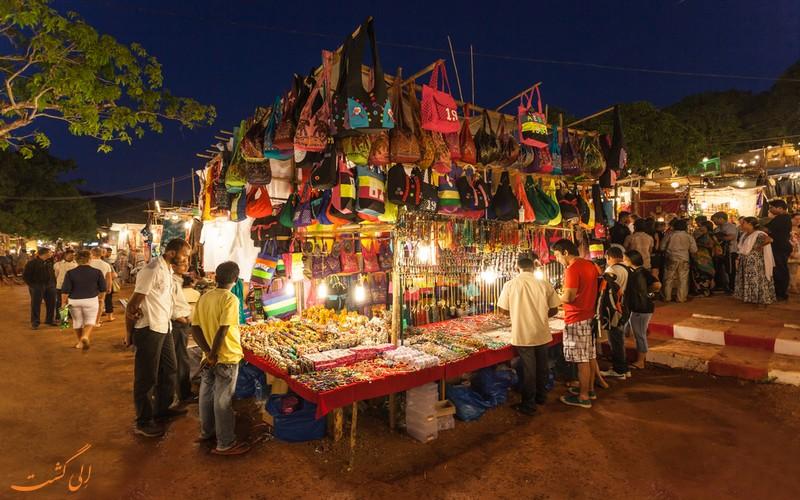 بازارهای محلی گوا