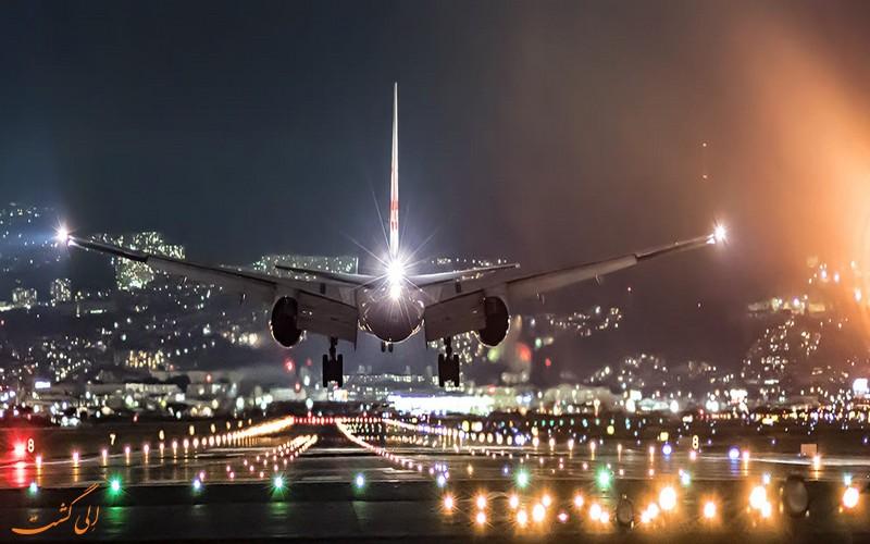شلوغ ترین فرودگاه های دنیا