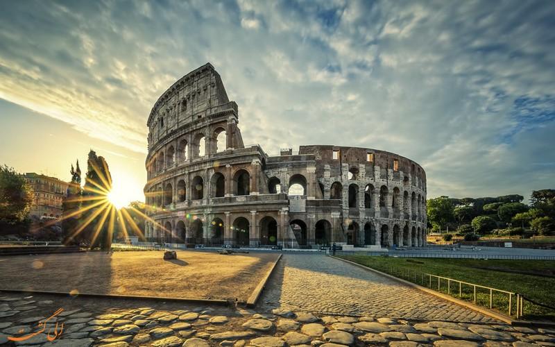 نگهداری آثار باستانی ایتالیا