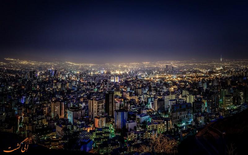 مراسم روز تهران
