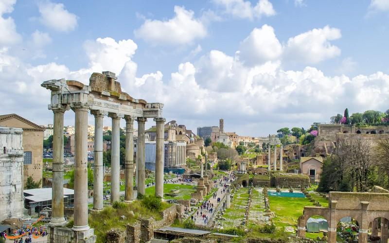 مکان های گردشگری در ایتالیا