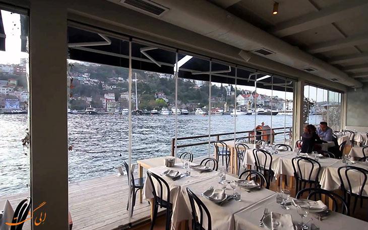 کلاب فیش سوادا استانبول