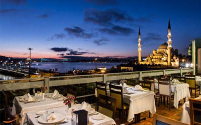 بهترین رستوران های محله سلطان احمد استانبول