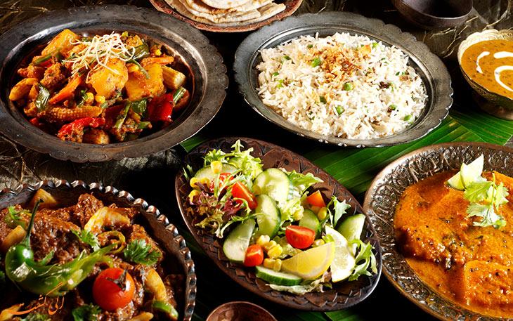 رستوران های شهر دهلی نو
