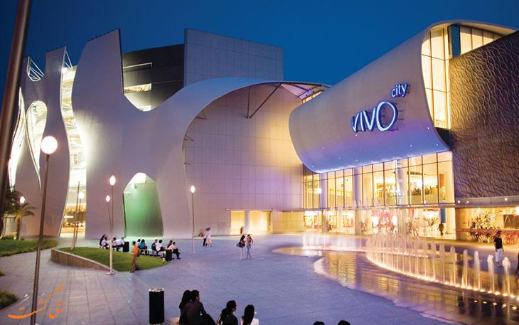 ویوو سیتی در سنگاپور
