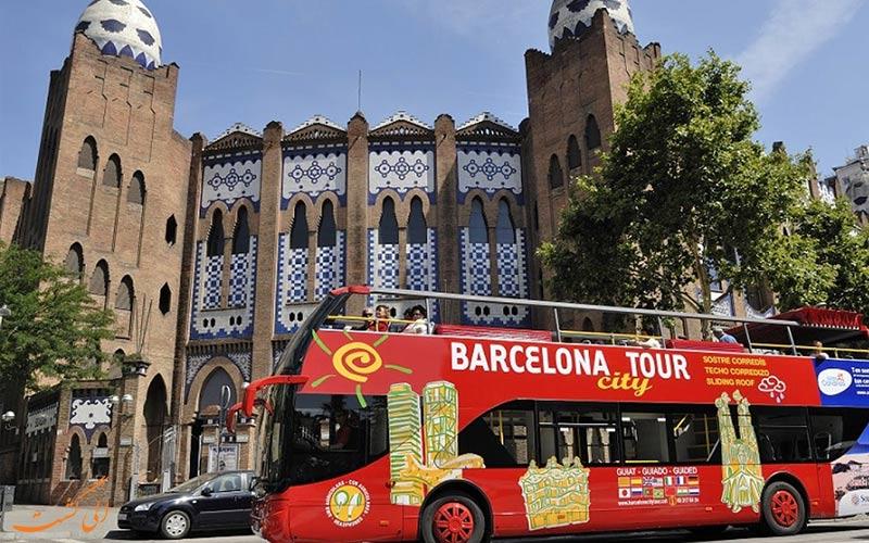 تورهای بارسلونا