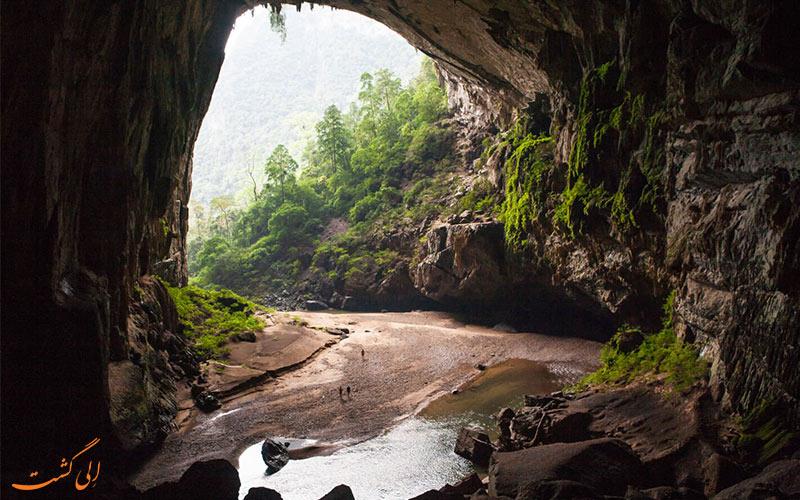 انواع غارها