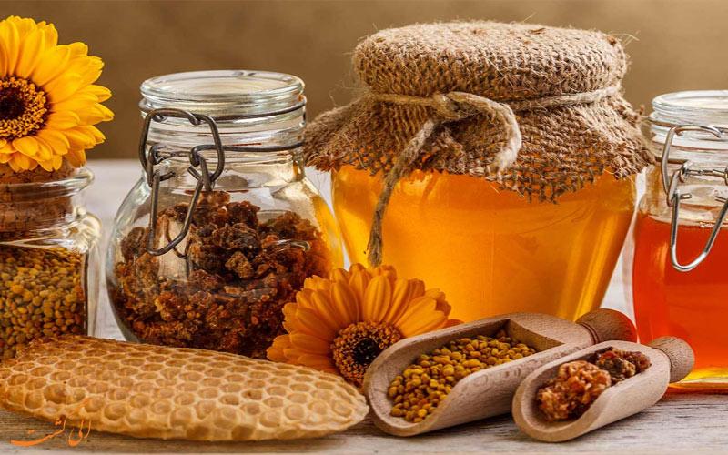بهترین عسل های ایران