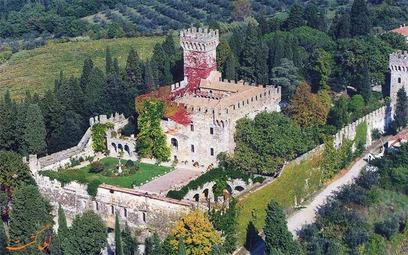 قلعه توسکانی