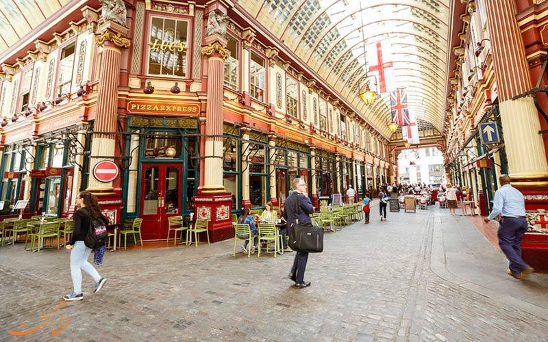 تورهای اتوبوسی هری پاتر لندن-بازار