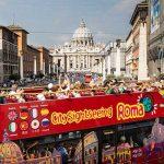 راهنمای انواع تورهای اتوبوسی رم