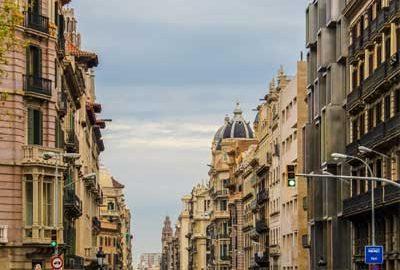 خیابان لائتانا بارسلونا-الی گشت