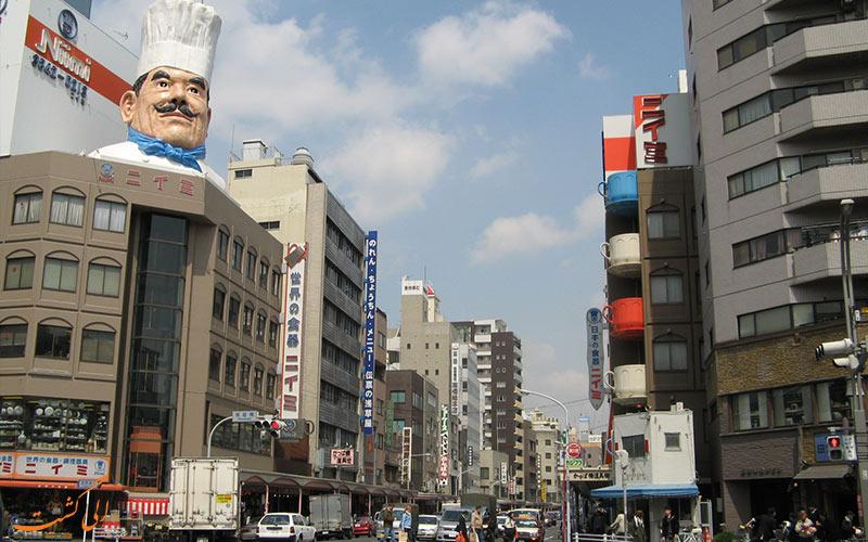 خیابان کاپاباشی