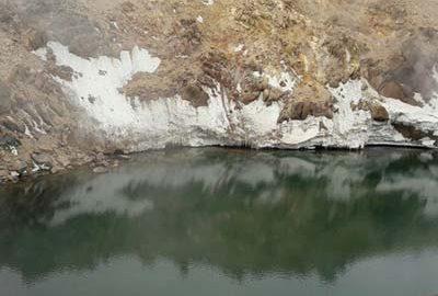 دریاچه سبلان-الی گشت