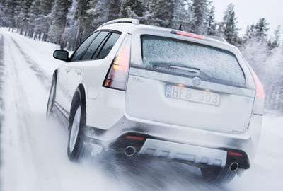 رانندگی در برف و یخ-الی گشت