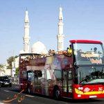 گردش در شهر برج های بلند، با تورهای اتوبوسی دبی