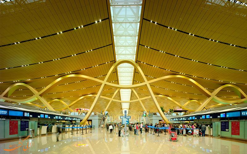 امکانات فرودگاه کانمینگ چانگشوی چین