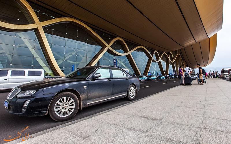 فرودگاه بین المللی کانمینگ چانگشوی چین