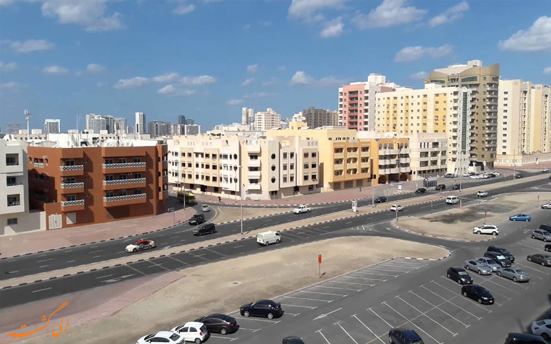 محله القصیص دبی