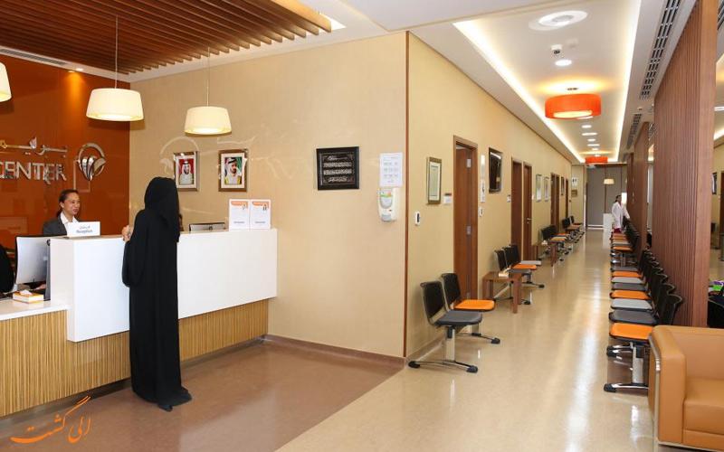 مراکز درمانی در محله القصیص دبی