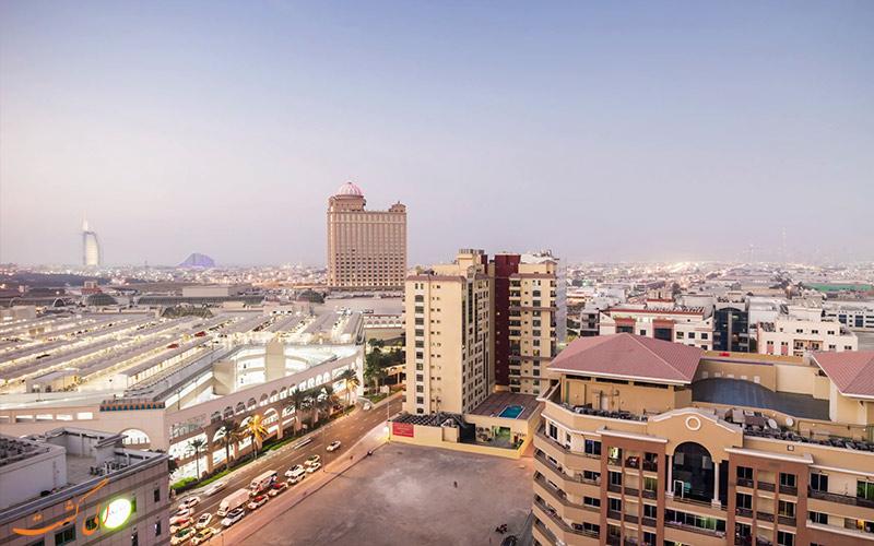 منطقه آل برشا دبی