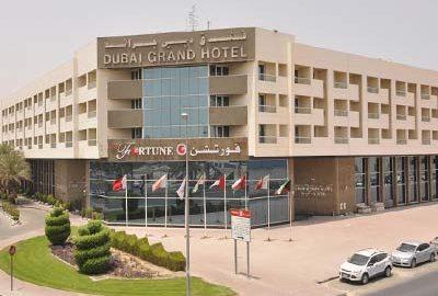 منطقه القصیص دبی-الی گشت