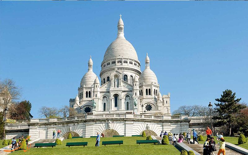 مونمارتر پاریس-کلیسای سکره کور