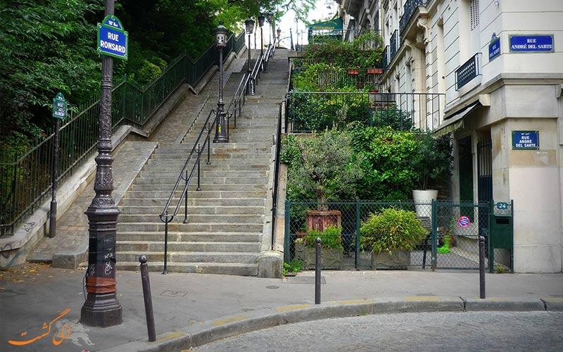 مونمارتر پاریس