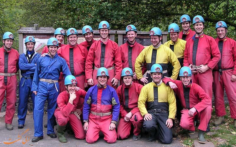 گروه های غارنوردی