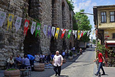منطقه فاتح در استانبول