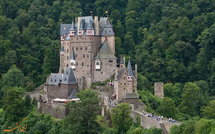 قلعه بورگ التز