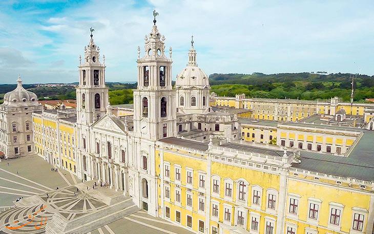 بزرگترین کاخ های جهان
