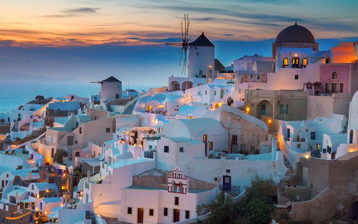 زیباترین جزایر اروپایی