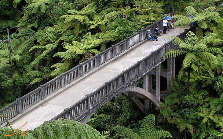 پل های فراموش شده در جهان