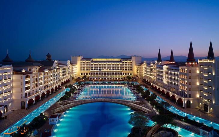 گران ترین هتل های جهان