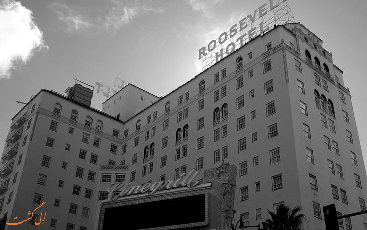 هتل روزولت هالیوود