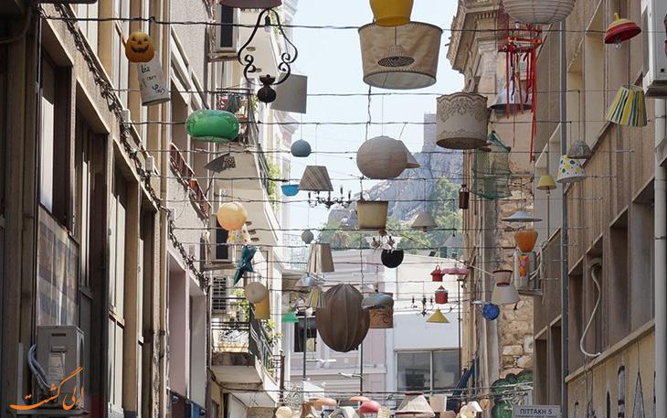 خیابان پیتاکی