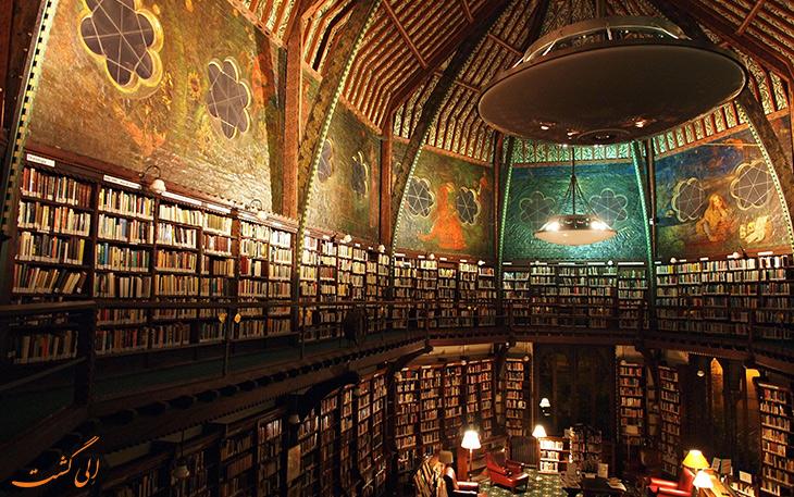 کتابخانه توماس بادلی