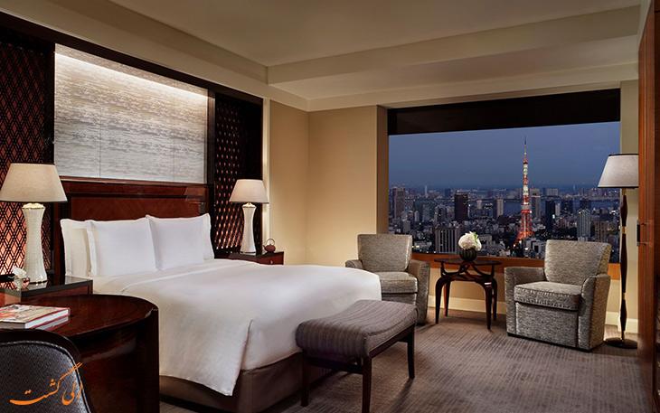 هتل ریتز کارلتون توکیو