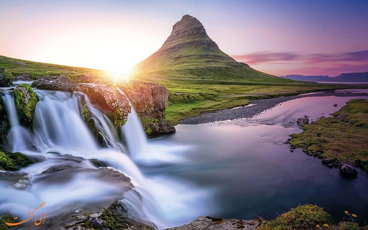 جزیره ایسلند
