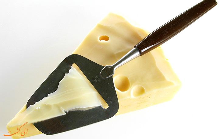 برش دهنده پنیر