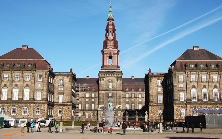 قصر کریستیانسبورگ