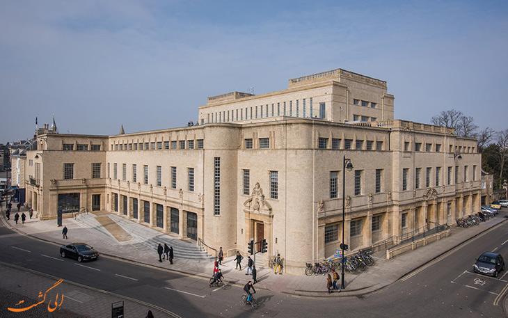 کتابخانه بادلین در قرن بیستم