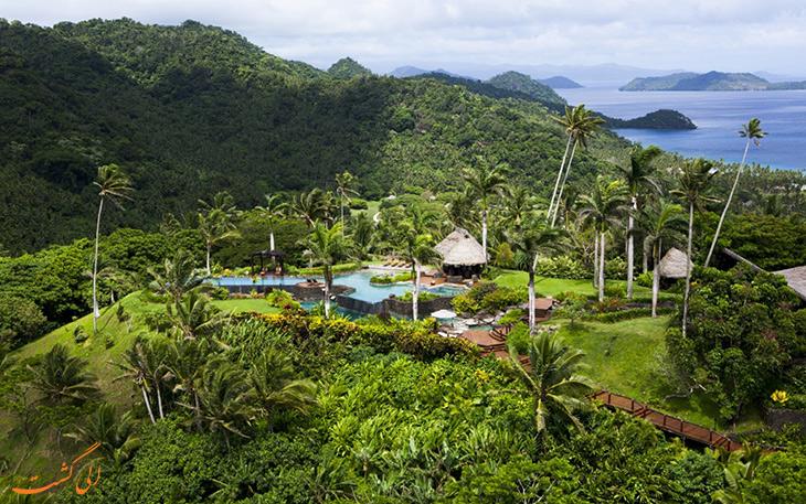 هتل جزیره لاوکالا