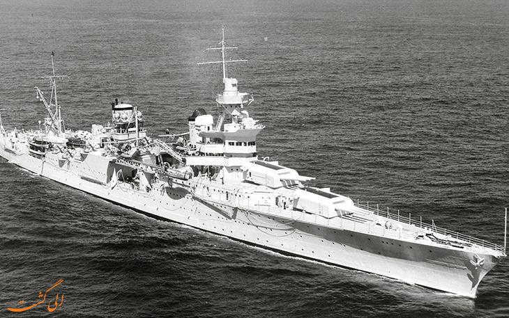 کشتی یو اس اس ایندیاناپولیس