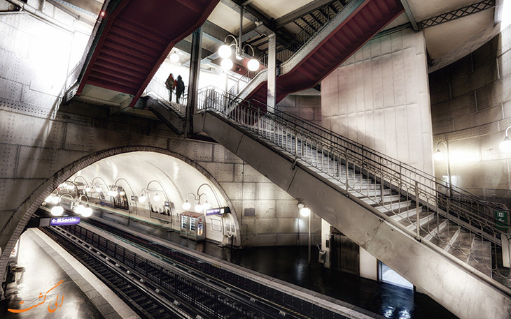 ایستگاه متروی پانتون