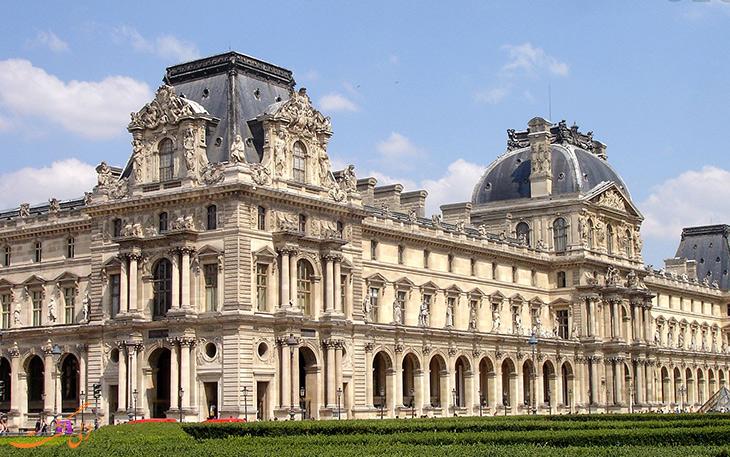 کاخ موزه لوور