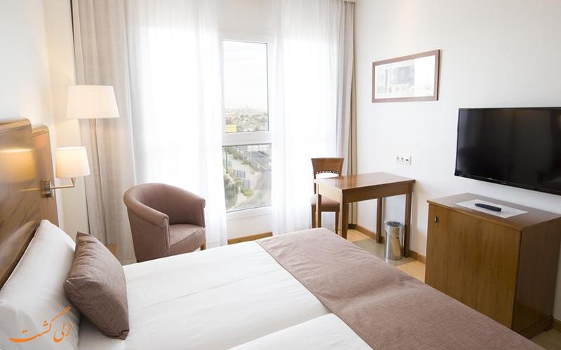 معرفی هتل بست وسترن آلبوفرا والنسیا | ۴ ستاره